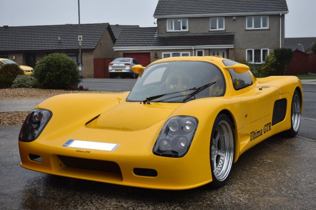 Ultima is an Ultimate Car